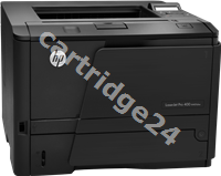 Original HP printer LaserJet Pro 400 M401dne CF399A