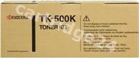 Original Kyocera toner black TK-500k 370PD0KW