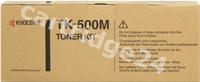 Original Kyocera toner magenta TK-500m 370PD4KW