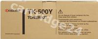Original Kyocera toner yellow TK-500y 370PD3KW