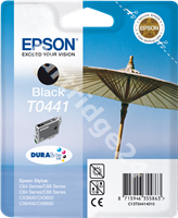 Original Epson ink cartridge black C13T04414010 T0441