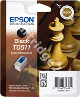 Original Epson ink cartridge black C13T05114010 SO20108/SO20189