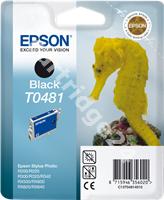 Original Epson ink cartridge black C13T04814010 T0481