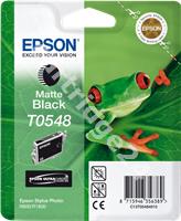 Original Epson ink cartridge black (matte) C13T05484010 T0548