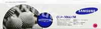 Original Samsung toner magenta CLP-500D5M