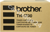 Original Brother toner black TN-1700