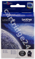 Original Brother ink cartridge black LC-900hybk