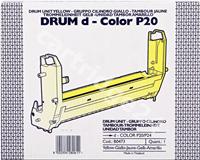 Original Olivetti imaging drum yellow B0473