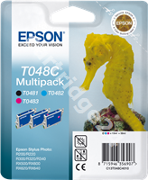 Original Epson multipack colour C13T048C4010 T048C