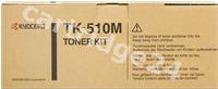 Original Kyocera toner magenta TK-510m 1T02F3BEU0