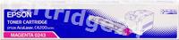 Original Epson toner magenta C13S050243 S050243