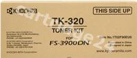 Original Kyocera toner black TK-320 1T02F90EUC