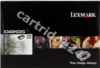 Original Lexmark imaging drum X340H22G