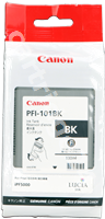 Original Canon ink cartridge black PFI-101bk 0883B001