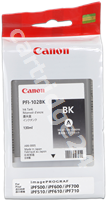 Original Canon ink cartridge black PFI-102bk 0895B001