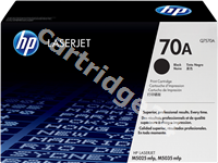 Original HP toner black Q7570A 70A