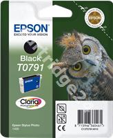 Original Epson ink cartridge black C13T07914010 T0791