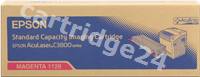 Original Epson toner magenta C13S051129 S051129