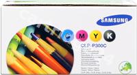 Original Samsung value pack colour CLP-P300C