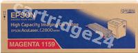 Original Epson toner magenta C13S051159 S051159