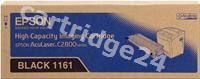Original Epson toner black C13S051161 S051161