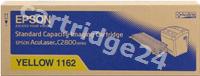Original Epson toner yellow C13S051162 S051162