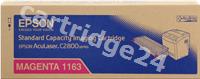 Original Epson toner magenta C13S051163 S051163