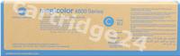 Original Konica Minolta toner cyan A0DK451