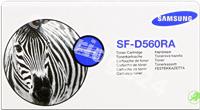 Original Samsung toner black SF-D560RA