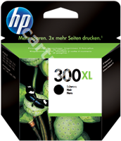 Original HP ink cartridge black CC641EE 300 XL