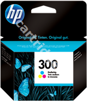 Original HP ink cartridge colour CC643EE 300