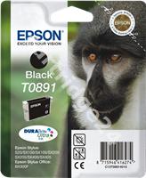 Original Epson ink cartridge black C13T08914011 T0891