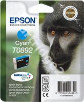 Original Epson ink cartridge cyan C13T08924011 T0892