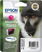 Original Epson ink cartridge magenta C13T08934011 T0893