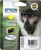 Original Epson ink cartridge yellow C13T08944011 T0894