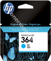 Original HP Tintenpatrone cyan
