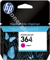 Original HP Tintenpatrone magenta CB319EE 364