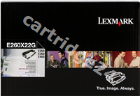 Original Lexmark imaging drum E260X22G