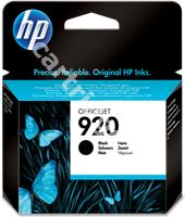 Original HP ink cartridge black CD971AE 920