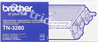 Original Brother toner black TN-3280