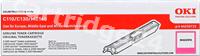 Original OKI toner magenta 44250722