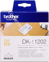 Original Brother Etiketten DK-11202 5585