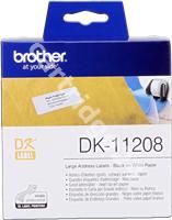 Original Brother labels DK-11208