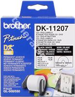Original Brother Etiketten DK-11207