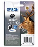 Original Epson ink cartridge black C13T13014010 T1301