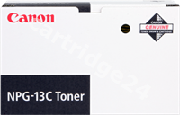 Original Canon toner black NPG-13c 1384A002