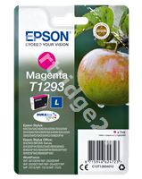 Original Epson ink cartridge magenta C13T12934011 T1293