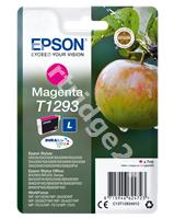 Original Epson ink cartridge magenta C13T12934011 T1293