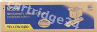 Original Epson toner yellow C13S050490 S050490