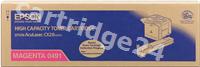 Original Epson toner magenta C13S050491 S050491